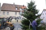 Aufstellen Weihnachtsbaum 2020_6